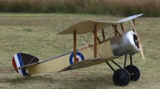 Sopwith PUP 1:3 Mick Reeves