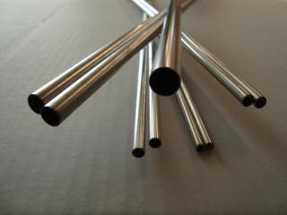 Silnostěnné bezešvé ocelové trubky